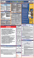 Labor Law Poster Colorado (Spanish) State And Federal