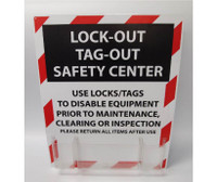 Lockout Station Center Only