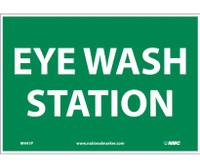 Eye Wash Station 7X10 Ps Vinyl