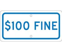 $100 Fine 6X12 .063 Alum