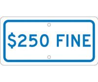 $250 Fine 6X12 .063 Alum