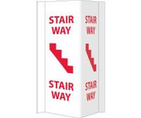 Visi Stairway 16X8.75 Rigid Vinyl