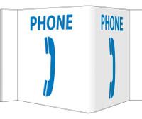 Visi Phone 8X14.5 Rigid Vinyl