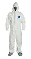 DuPont Tyvek® 400 White Coverall - TY122S WH