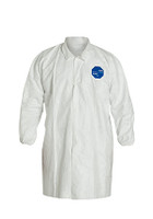 DuPont Tyvek® 400 White Lab Coat - TY211S WH