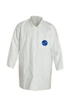 DuPont Tyvek® 400 White Lab Coat - TY212S WH