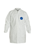 DuPont Tyvek® 400 White Lab Coat - TY216S WH