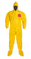 DuPont Tychem® 2000 Yellow Coverall - QC122B YL BN