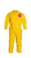 DuPont Tychem® 2000 Yellow Coverall - QC125B YL