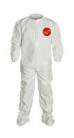 DuPont Tychem® 4000 White Coverall - SL121B WH