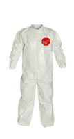 DuPont Tychem® 4000 White Coverall - SL125B WH