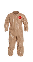DuPont Tychem® 5000 Tan Coverall - C3125T TN