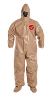 DuPont Tychem® 5000 Tan Coverall - C3128T TN DSF