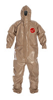 DuPont Tychem® 5000 Tan Coverall - C3198T TN
