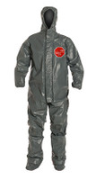 DuPont Tychem® 6000 FR Gray Coverall - TP199T GY BN