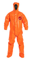 DuPont Tychem® 6000 FR Orange Coverall - TP199T OR BN