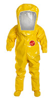 DuPont Tychem® 9000 Yellow Coverall - BR528T YL NY