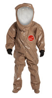 DuPont Tychem® Responder® CSM Tan Coverall - RC550T TN 7S
