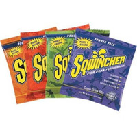 Sqwincher PowderPacks (Yields 1 gal), Assorted Flavors - 16007