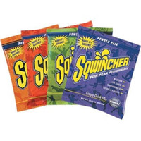 Sqwincher PowderPacks (Yields 2.5 gal), Assorted Flavors - 16044