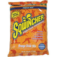 Sqwincher® PowderPacks (Yields 5 gal), Orange - 16404