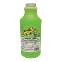 Sqwincher® Liquid Concentrate, 32 oz Bottle, Lemon-Lime - 20224
