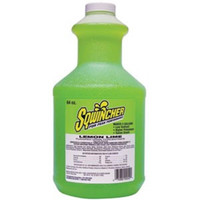Sqwincher® Liquid Concentrate, 64 oz Bottle, Lemon-Lime - 30328