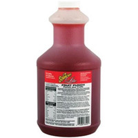 Sqwincher® Zero Liquid Concentrate, 64 oz Bottle, Fruit Punch - 50102