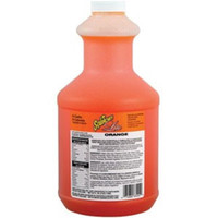 Sqwincher® Zero Liquid Concentrate, 64 oz Bottle, Orange - 50107