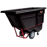 Rubbermaid® Heavy-Duty Rotational Tilt Truck - 130600BKRM