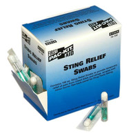 Sting Relief Swabs (100/Box) - 19100