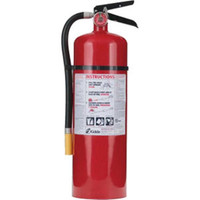Kidde Consumer 10 lb ABC Fire Extinguisher w/ Wall Hook - 1005785K
