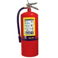 Badger™ Extra-High Flow 20 lb ABC Extinguisher w/ Wall Hook - 1006160