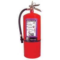 Badger™ Extra-High Flow 20 lb Purple K Extinguisher w/ Wall Hook - 1006161