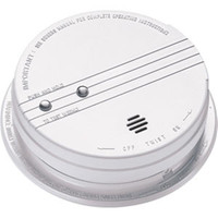 Kidde AC/DC Smoke Alarm w/ Quick-Connect Harness & Dust Cover (Photoelectric) - PE120E
