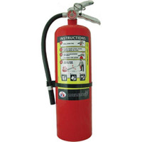 Badger™ Advantage™ 10 lb ABC Fire Extinguisher w/ Wall Hook - 1007867