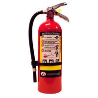 Badger™ Advantage™ 5 lb ABC Fire Extinguisher w/ Vehicle Bracket - 1008936
