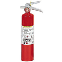 Badger™ Standard 2.5 lb ABC Fire Extinguisher w/ Vehicle Bracket - 2430