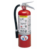 Badger™ Standard 5 lb ABC Fire Extinguisher w/ Vehicle Bracket - 2486