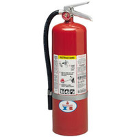 Badger™ Standard 10 lb ABC Fire Extinguisher w/ Wall Hook - 2603