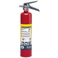 Badger™ Extra 2.5 lb ABC Fire Extinguisher w/ Vehicle Bracket - 3384