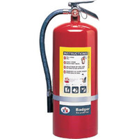 Badger™ Extra 20 lb ABC Fire Extinguisher w/ Wall Hook - 3497
