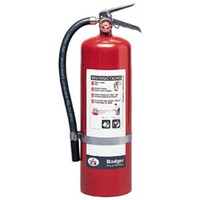 Badger™ Extra 10 lb BC Fire Extinguisher w/ Wall Hook - 3781