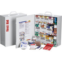 3-Shelf, 100-Person, 1092-Piece First Aid Station - 247OFAO