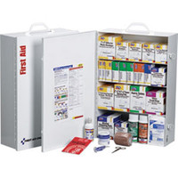 4-Shelf, 150-Person, 1060-Piece First Aid Station - 248OFAO