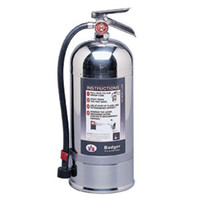 Badger™ Extra 6 L Wet Chemical Extinguisher w/ Wall Hook - 5064