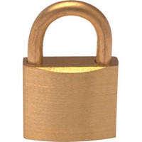 Cabinet Lock - 25MM