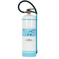 Amerex® 2.5 gal Non-Magnetic Water Mist Extinguisher w/ Brass Valve & Wall Hook - 72NM