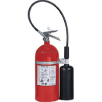 Kidde Pro 10 lb CO2 Extinguisher w/ Wall Hook - 466181K