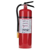 Kidde Pro Line 10 lb ABC Fire Extinguisher w/ Wall Hook - 66204K